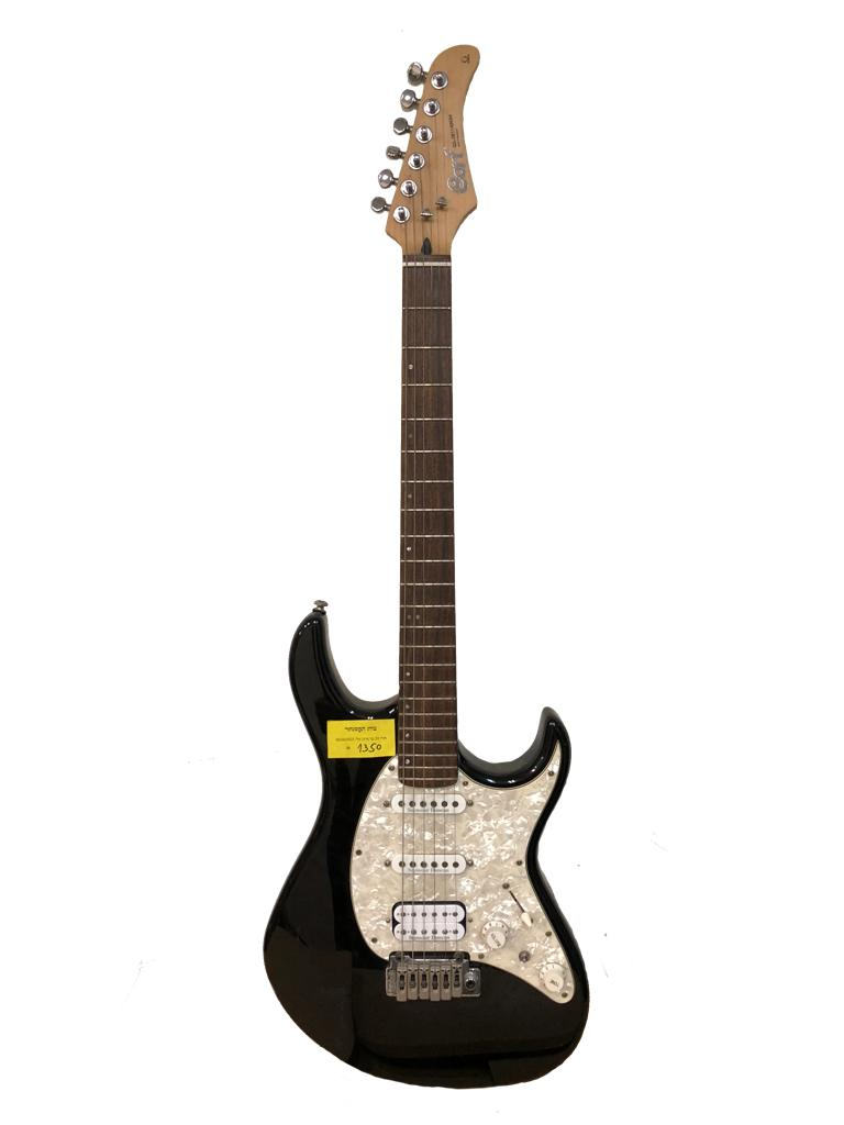 Cort Electric Guitar Black