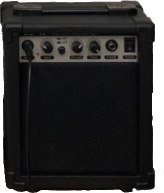 מגבר MG10 לגיטרה חשמלית Guitar Amplifier MG10 10W